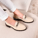 Loafer Violanta Canadá Off White