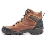 Tênis Country Masculino - Preto / Bambu - Solado West Country - Vimar Boots