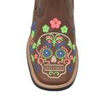 Botina Feminina - Dallas Castor - Freedom Flex - Vimar Boots - 12150-A-VR