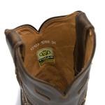 KIT CONSUMIDOR - Bota Feminina - Atlanta Café / Craquelé Bronze - Freedom Flex - Vimar Boots - 13123-A-VR-KIT