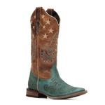 Bota Feminina - Dallas Celes / Fóssil Caramelo - Nevada - Vimar Boots - 13134-C-VR