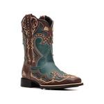 Bota Feminina - Dallas Castor | Celeste - VTS - Vimar Boots - 13141-D-VR