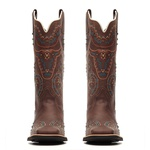 Bota Feminina - Dallas Castor - VTS - Vimar Boots - 13148-A-VR