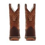 KIT CONSUMIDOR - Bota Masculina - Crazy Horse Café | Bambu - PX Flex - Bulls Horse - 50030-A-BU-KIT