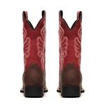 Bota Feminina - Dallas Castor | Pink | Carmim - VTS - Bulls Horse - 53007-A-BU