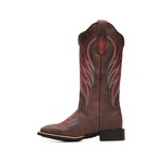Bota Feminina - Dallas Castor | Pink - VTS - Bulls Horse - 53014-C-BU