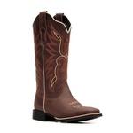 Bota Feminina - Dallas Castor - VTS - Bulls Horse - 53015-C-BU