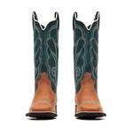 Bota Feminina - Dallas Bambu | Celeste - VTS - Bulls Horse - 53016-C-BU