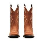 Bota Feminina - Dallas Bambu - VTS - Bulls Horse - 53017-B-BU