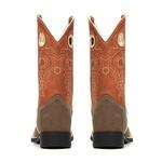 Bota Masculina - Dallas Brown | Bambu - Freedom Flex - Vimar Boots - 81290-A-VR