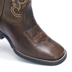 Bota Masculina - Café / Preto / Tabaco - Vimar Boots - 81291-A-VR