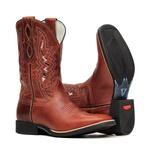 Bota Masculina - Fóssil Sella - Freedom Flex - Vimar Boots - 81292-B-VR