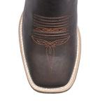 Bota Texana Masculina - Dallas Café - Roper - Bico Quadrado - Cano Médio - Solado TXS - Vimar Boots - 81293-A-VR
