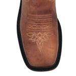 Bota Work Masculina - Dallas Bambu | Airtek Laranja - Strong Extreme - Vimar Boots - 81307-D-VR