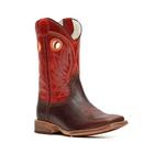 Bota Masculina - Texas Café | Fóssil Caseinado Red - TXS - Vimar Boots - 81312-A-VR