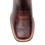 KIT CONSUMIDOR - Bota Masculina - Texas Café | Fóssil Caseinado Red - TXS - Vimar Boots - 81312-A-VR-KIT