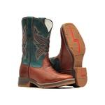 Bota Masculina - Atlanta Café | Dallas Celeste - Strong Shock - Vimar Boots - 81314-B-VR