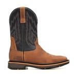 Bota Work Masculina - Dallas Bambu  Marinho - Solado Extreme - Vimar Boots - 81323-A-VR