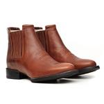 Botina Masculina - Atlanta Café - Magnum Western - Vimar Boots - 82051-D-VR
