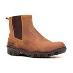Botina Work Masculina - Dallas Bambu - Solado West Country - Vimar Boots - 82098-A-VR