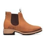 Botina Work Masculina - Dallas Bambu - Solado Strong Shock - Vimar Boots - 82100-A-VR