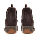 Botina Work Masculina - Crazy Horse Café - Solado Strong Shock - Vimar Boots - 82102-A-VR
