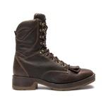 Tênis Country Masculino - Texas Café / Café - Solado Strong Shock - Vimar Boots - 85022-B-VR