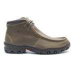 Desert Masculino - Dallas Tabaco / Soft Café - Bico Redondo - Solado West Country - Vimar Boots - 85024-C-VR