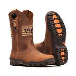 Bota Tênis Masculina c/ Canivete Incluso - Dallas Bambu - Vimar Boots - 85033-A-VR