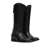Bota Hipica Infantil Unissex - Latego Preto - Colorplac - Vimar Boots - 92005-A-VR