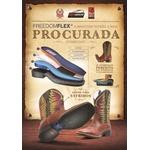 Bota Masculina - Texas Café | Fóssil Caseinado Caramelo - Freedom Flex - Vimar Boots - 81292-C-VR