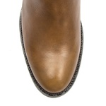 Botina Feminina - Firenze Havana - Western - Bico Redondo - Solado Colorplac - Vimar Boots - 12082-A-VR