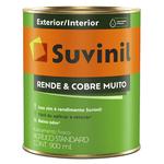 ACRILICO FOSCO BRANCO 0,9L RENDE MUITO/SUVINIL