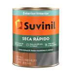 ESMALTE BRILHANTE SECA RÁPIDO 0,9L SUVINIL