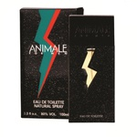 PERFUME ANIMALE FOR MEN MASCULINO EAU DE TOILETTE 100 ML