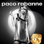 PERFUME LADY MILLION PACO RABANNE FEMININO EAU DE PARFUM 80 ML