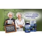 SUPLEMENTO PARA MEMORIA FOCUS FACTOR 180 CAPS IMPORTADO USA