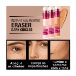 CORRETIVO MAYBELLINE INSTANT AGE REWIND ERASER LIGHT HONEY 121 IMPORTADO
