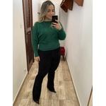 CALÇA FEMININA LOOPPER VELUDO COTELE FLARE