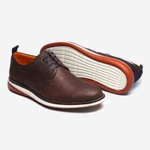 Sapato Masculino Derby - Winchester Café