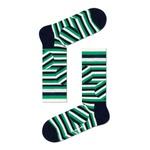 Meia Happy Socks - JUMBO DOT STRIPE