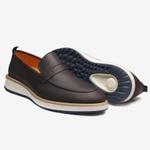 Sapato Masculino Loafer - Moretti Café