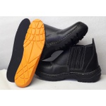 Bota Security Biqueira PVC - Preto