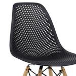 Cadeira Eloá Rivatti - Preta