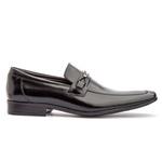 Sapato Loafer Masculino Koning Roma Black