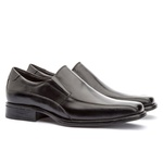 Sapato Loafer Masculino Koning Gel Berlin Black