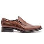 Sapato Loafer Masculino Koning Gel Robert Whisky