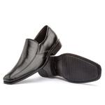 Sapato Loafer Masculino Koning Vermazza Black