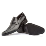 Sapato Loafer Masculino Koning Salermo Black