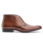 Bota Ankle Boot Masculina Koning Verona Whisky